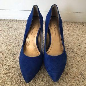 BCBGeneration Cobalt heels